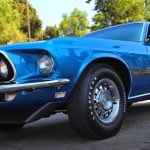 restored 428 super cobra jet 1969 mustang mach 1