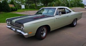 1969 plymouth road runner 440 4-speed