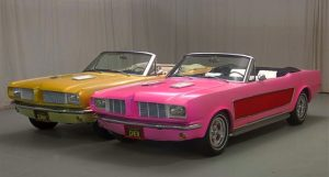 sonny and cher convertible 1966 ford mustangs