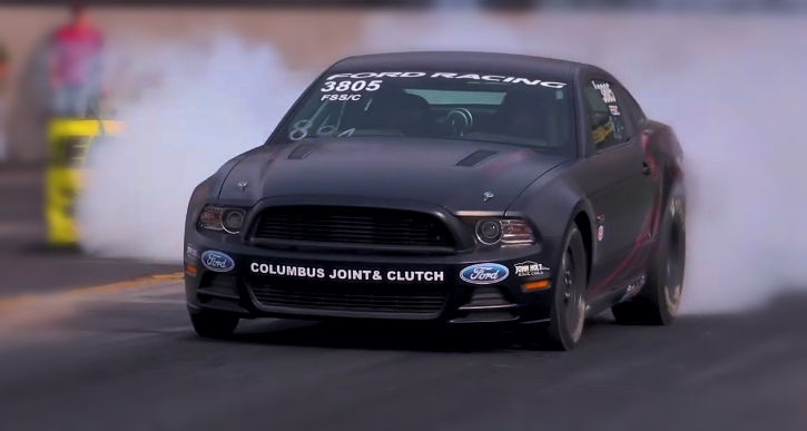 s197 cobra jet mustang drag racing