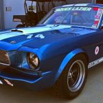 real 1966 shelby gt350 race car