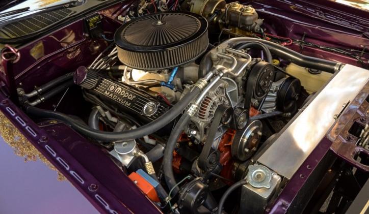1970 dodge challenger 360 engine