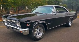 1966 chevy impala ss 502 4-speed