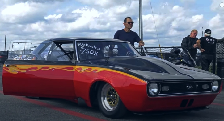 ontario street outlaws 1968 chevrolet camaro
