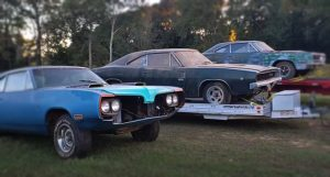 barn find mopar muscle cars