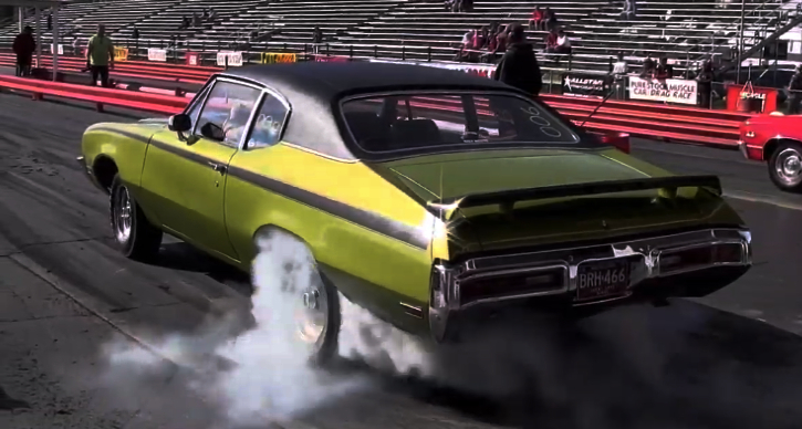 buick gsx stage 1 455 drag racing