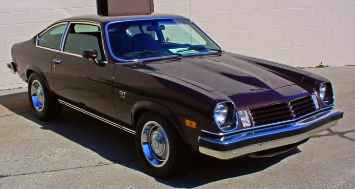 1975 chevy vega prototype survivor