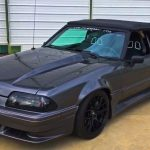 347 stroker fox body mustang build