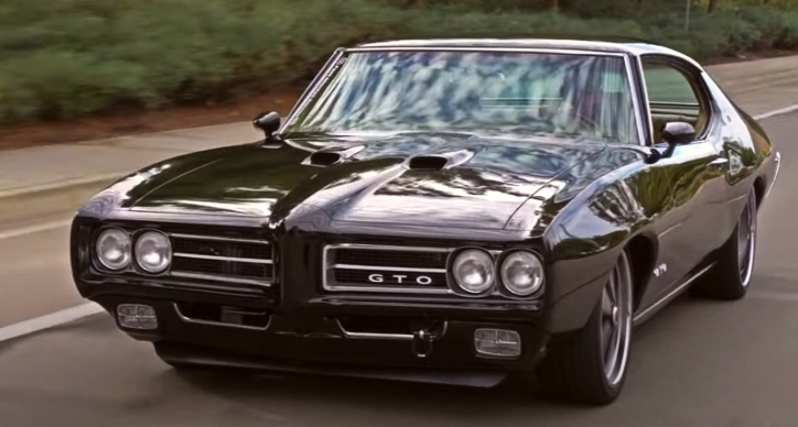 pontiac gto build