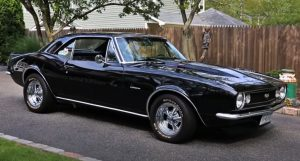 1967 chevy camaro 427 4-speed