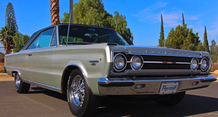 one owner 1967 plymouth belvedere gtx