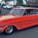 big block 1963 chevy nova pro street build