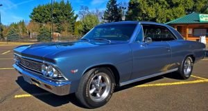 big block 4-speed 1966 chevy chevelle