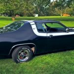 1973 plymouth road runner 318 manual transmission