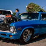 blown chevy nova street car