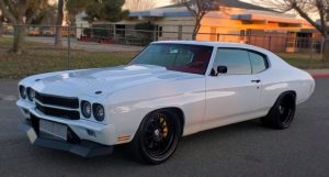 twin turbo 1970 chevrolet chevelle build