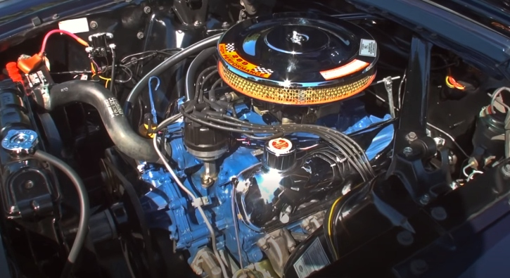 k-code 1966 ford mustang convertible 4-speed