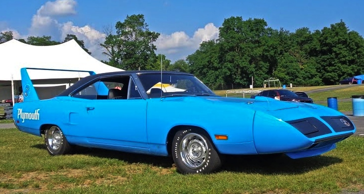 1970 plymouth superbird restoration