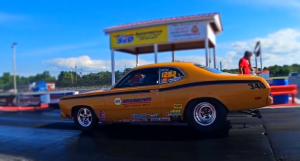 plymouth duster 340 super stock car