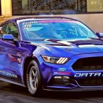 2016 cobra jet mustang drag racing