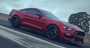supercharged shelby gt350 mustang sound