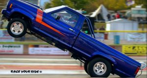 ford street truck drag racing