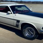 restored 1969 mustang boss 302 ride along