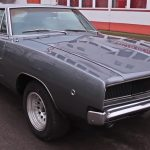 1968 dodge charger 440 big block