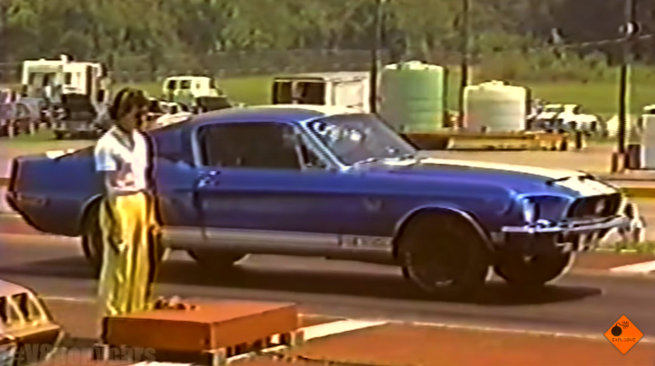 classic shelby mustangs pure stock drags