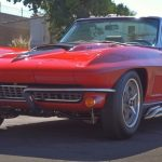 1967 chevrolet corvette custom build