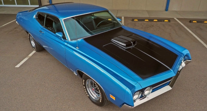 1970 ford torino cobra 429 drag pack