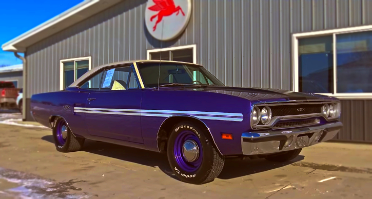 numbers matching 1970 plymouth gtx