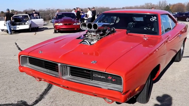 1969 dodge charger r/t pro street