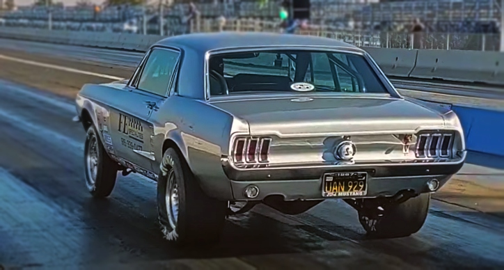 427 fe powered 1967 mustang coupe