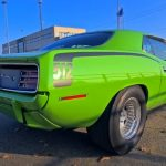 e body plymouth cuda build