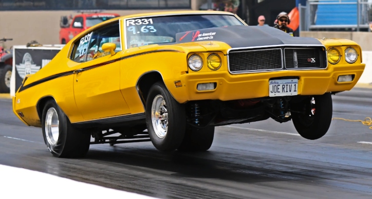 1970 buick gsx stage 1 drag racing