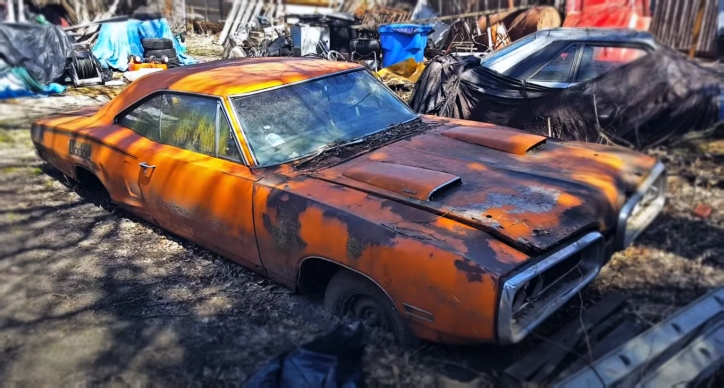 mr norms 1970 dodge super bee restoration