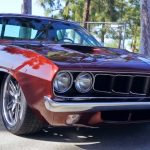 1971 plymouth cuda build