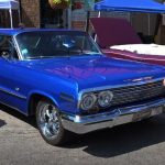 custom built 1963 chevy impala 327 4-speed