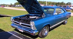 ford fairlane 390 drag racing