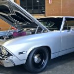 custom built 1968 chevy chevelle 427 v8