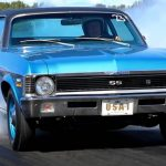 454 bbc chevy nova drag racing