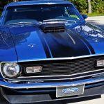 1970 mustang mach 1 351 cleveland 4-speed
