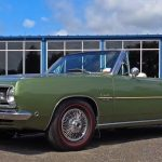 stock 1968 plymouth barracuda convertible