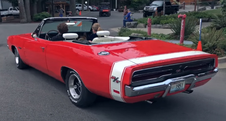 convertible 1969 dodge charger r/t