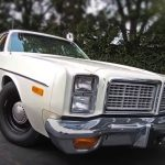 1978 dodge monaco 440 pursuit survivor car
