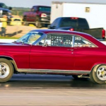 ford fairlane 427 drag racing