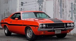 bobby isaac owned 1970 dodge challenger