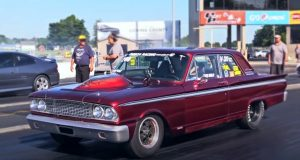ford fairlane 500 drag racing