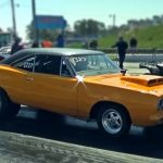 2021 mopars at the rock drag racing